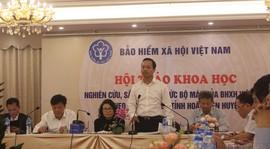 Thận trọng khi nghiên cứu tổ chức bộ máy BHXH Việt Nam theo khu vực liên tỉnh hoặc liên huyện