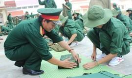 Hiệu quả từ công tác biệt phái sĩ quan