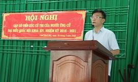 Bộ trưởng Lê Thành Long: Sẽ giải quyết kịp thời những vướng mắc, kiến nghị của người dân