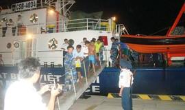 Chuyện cảnh sát Biển Việt Nam bắt cướp giữa đại dương