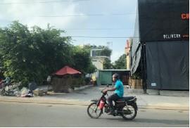 Công viên ở khu đô thị An Phú – An Khánh bị chiếm dụng, cơ quan chức năng bó tay?