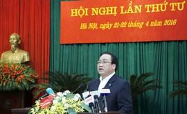 Bí thư Hoàng Trung Hải: Tinh giảm biên chế cần lan tỏa tất cả cơ quan TP Hà Nội