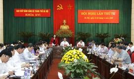 Thành ủy Hà Nội đặt mục tiêu 40% cán bộ là Thạc sỹ trở lên