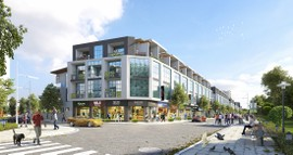 Shophouse TMS Grand City Phúc Yên: Đầu tư hấp dẫn, giá trị tối đa
