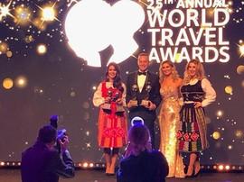 Khu nghỉ dưỡng bên bãi Kem đạt 4 giải thưởng danh giá tại WTA 2018