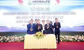 Herbalife Nutrition tài trợ dinh dưỡng chính thức cho Việt Nam tham dự ASIAD và Asian Para Game 2018