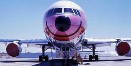 Chuyện thú vị về dịch vụ hàng không cách đây 30 năm
