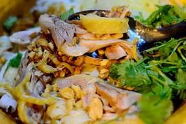 Những món ăn đêm hấp dẫn của Hà Nội