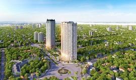 Bất động sản Hồ Tây dậy sóng với dự án căn hộ LIMO