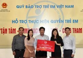 AIA hỗ trợ đồng bào bị thiên tai phía Bắc và miền Trung