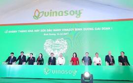 Khánh thành nhà máy thứ 3 của Vinasoy tại Bình Dương