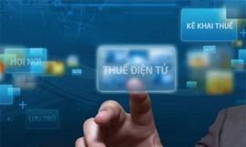 Ban hành tài liệu hướng dẫn sử dụng dịch vụ thuế điện tử