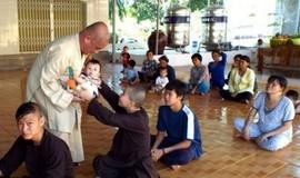 'Mái nhà' cổ tích của hàng trăm trẻ mồ côi ở Khánh Hòa