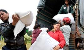 Xuất gần 29 tấn gạo cứu đói cho người dân Nghệ An