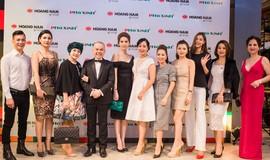Ngọc Trinh cùng nhiều 'sao' khoe dáng tại Hà Nội
