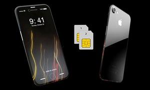 iPhone mới có thể có phiên bản 2 sim.