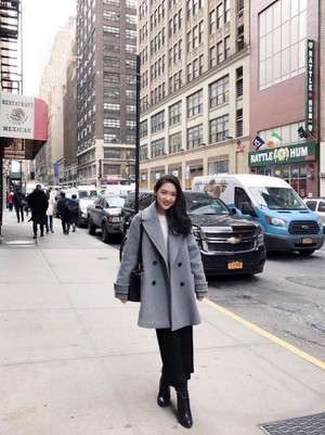 Chloe Nguyen: Hot girl Sai thanh so huu gout thoi trang sanh dieu hinh anh 6