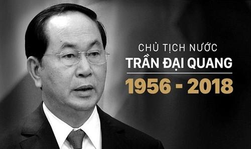 Hết lời ngợi ca nỗ lực vượt khó, tình bạn chân thành của Chủ tịch nước Trần Đại Quang