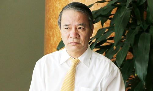 Phó Tổng Thanh tra Nguyễn Văn Thanh.