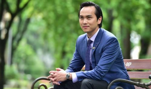 Chủ tịch Think Big Group Nguyễn Mạnh Hà