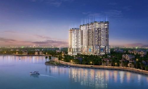 Toàn cảnh dự án Sun Grand City Thuy Khue Residence