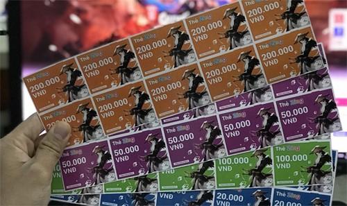 Thẻ game được nhiều người coi là một biện pháp thanh toán tiện cho cả doanh nghiệp và cơ quan quản lý.