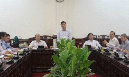 Bộ trưởng cùng các Thứ trưởng học hỏi kinh nghiệm quản lý tiền ảo