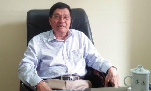 Ông Nguyễn Văn Thanh, Chủ tịch Hiệp hội Vận tải ô tô Việt Nam