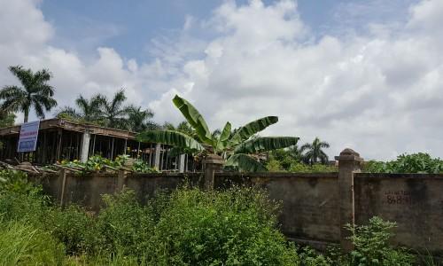 Khu đất hàng chục năm bị bỏ hoang gây lãng phí tài nguyên của Nhà nước