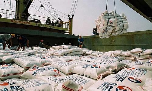 Gạo Việt Nam đã có mặt ở 150 quốc gia và vùng lãnh thổ