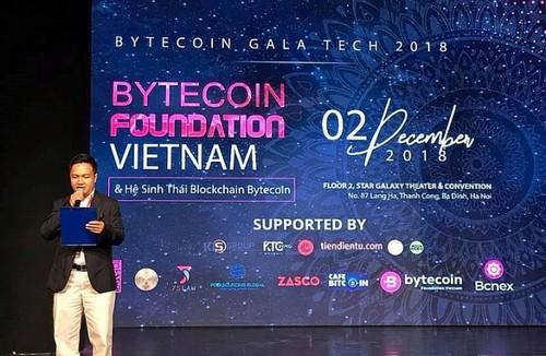 Ông Ngô Hoàng Quyền Founder Bytecoin Foundation Vietnam, CEO Bcnex Exchange