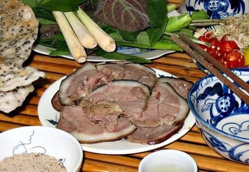 Thịt chó vẫn là món ăn khoái khẩu của người Việt