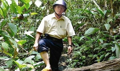 Chủ tịch UBND tỉnh Kon Tum Đào Xuân Quý.
