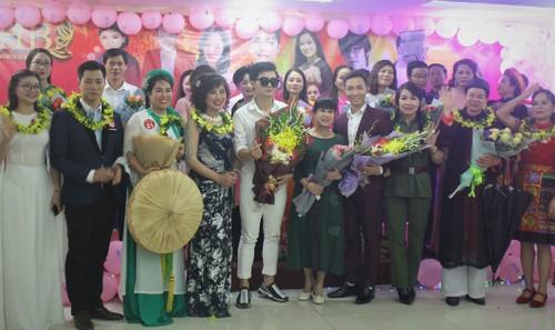 9 người đẹp vào vòng chung kết Tìm kiếm gương mặt đại diện HB