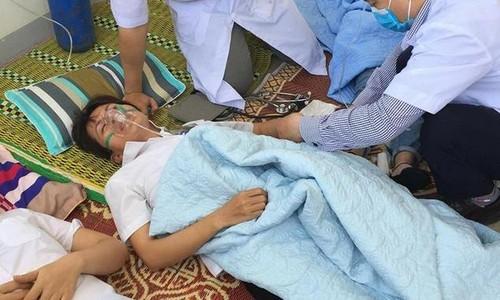 Vẫn còn 57 công nhân đang được điều trị tại Bệnh viện Việt Nam-Thụy Điển