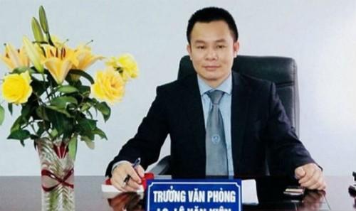 Luật sư Lê Văn Kiên