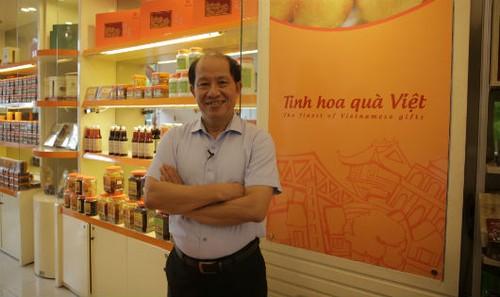 Doanh nhân Nguyễn Hồng Lam