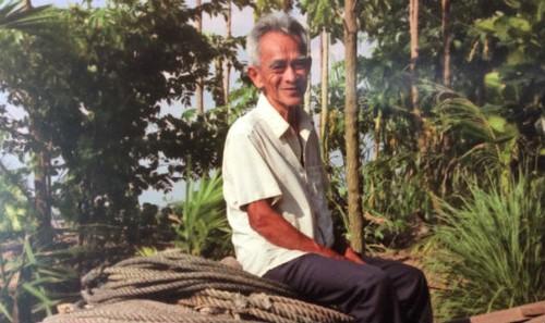 Ông Lê Văn Ngàn thổ lộ điều ước làm phóng viên nếu được trẻ lại.