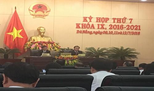 Kỳ họp thứ 7 HHĐND khóa IX khai mạc