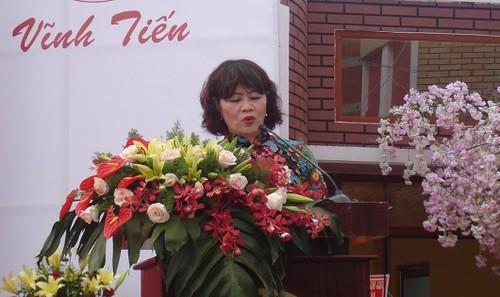Doanh nhân Nguyễn Thị Bích Huệ