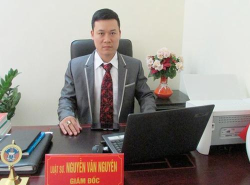 Luật sư Nguyễn Văn Nguyên, Giám đốc Công ty Luật Hưng Nguyên