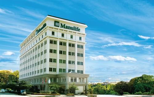 Manulife hiện là công ty bảo hiểm lớn nhất Việt Nam tính theo vốn điều lệ