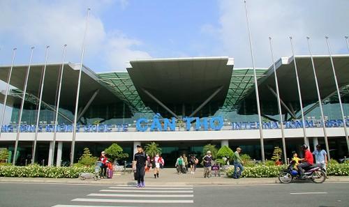 Cần Thơ: Đưa vào hoạt động đường bay Cần Thơ - Bangkok