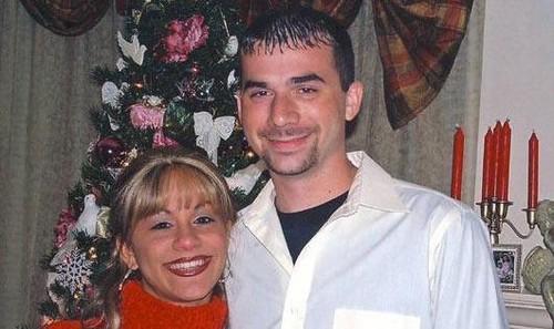 Cặp đôi Christine và Snider.