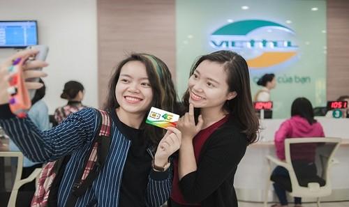 Khách hàng đổi SIM và trải nghiệm dịch vụ 4G