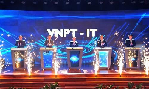 VNPT- IT sẽ trở thành trụ cột sản xuất mới của VNPT về phần mềm và các ứng dụng CNTT