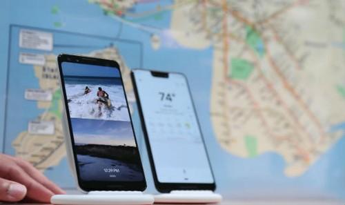 Hình ảnh chiếc điện thoại mới ra mắt