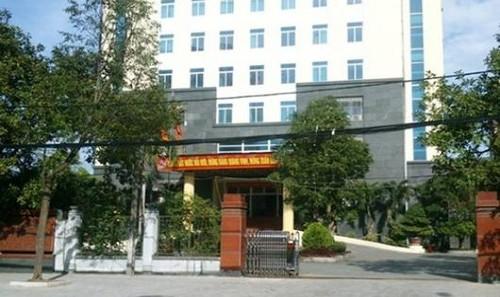 Sở TN-MT tỉnh Thanh Hóa
