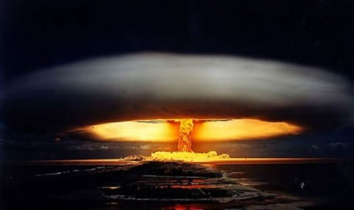 Bom H có sức tàn phá khủng khiếp