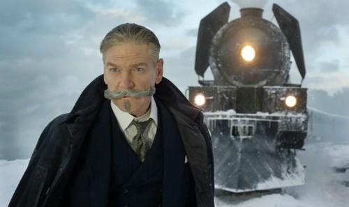Đạo diễn Kennth Branagh kiêm luôn vai thám tử vĩ đại Hercule Poirot